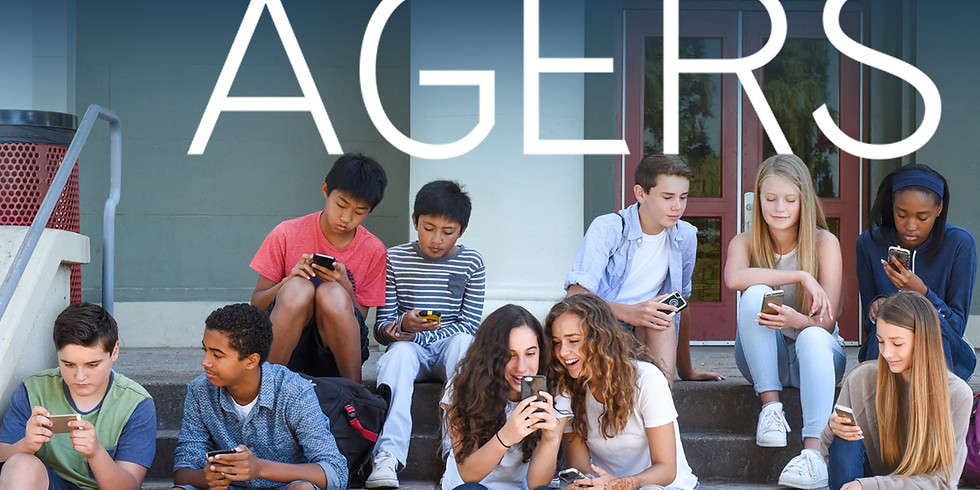 Screenagers Screening Live with Q&A