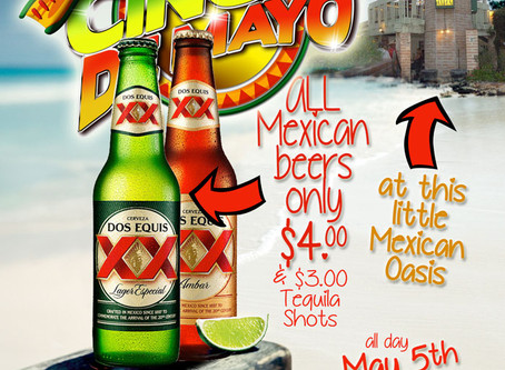 Cinco De Mayo at the Old Town Tavern