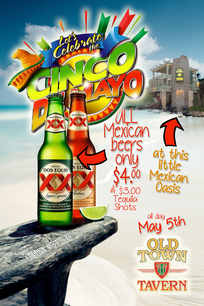 Cinco De Mayo at the OTT