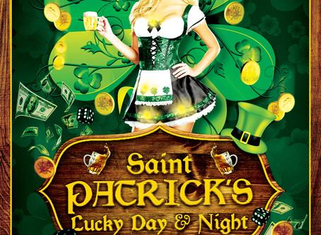 The OTT Saint Patrick's Lucky Day & Night Party!