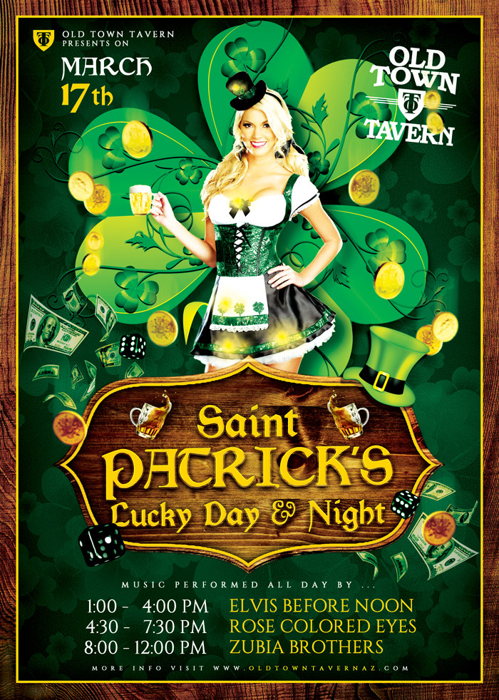 St. Patty's Day at the OTT