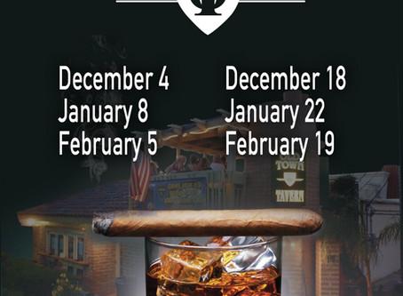 Cigar Night Starting at the Old Town Tavern