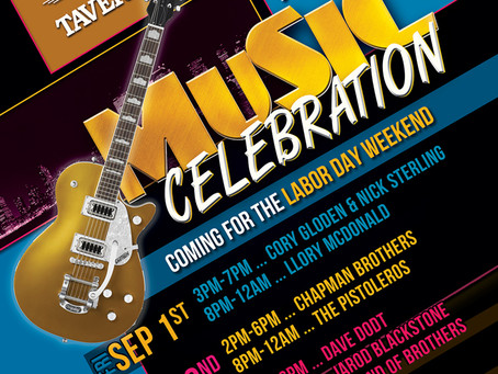 Our 8th Anniversary Music Celebration