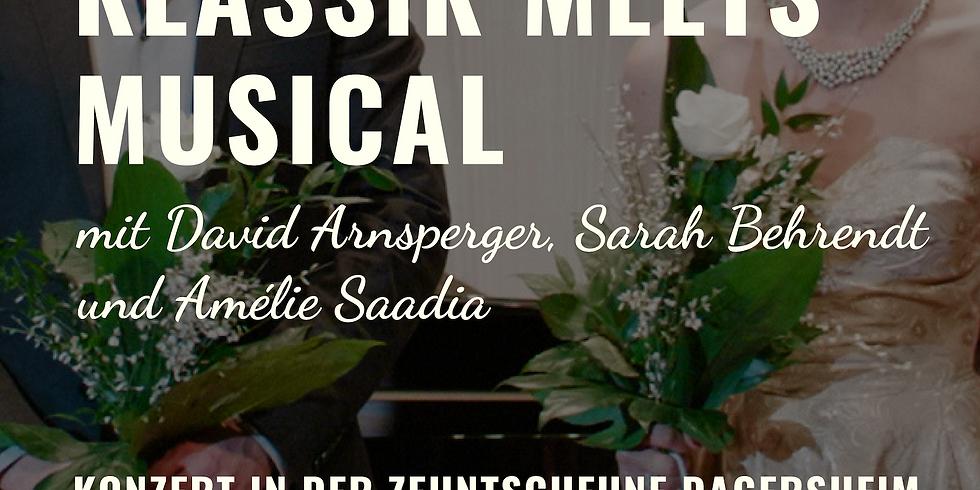 "Konzert ""Klassik meets Musical"""