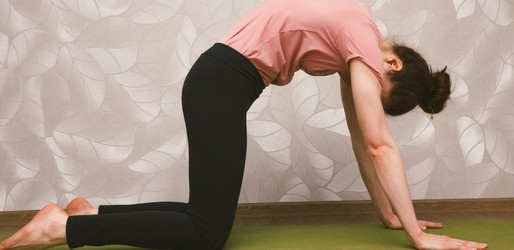 Simple Yoga Poses for Lower Back Pain