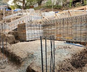 Concrete, Steel I-Beam, & Wood Retaining Walls | General Engineering Contractor | Alameda County CA & Contra Costa County CA