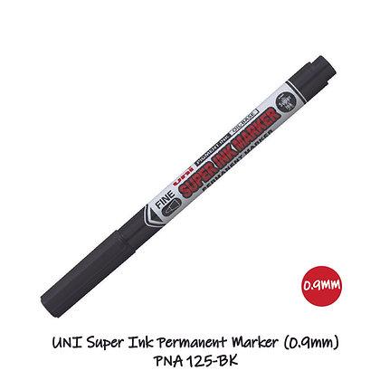 Uni Permanent Marker PNA 125-BK