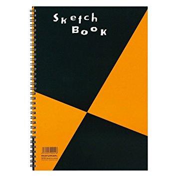 Maruman Zuan Sketch Book A4 24 Sheets (S 131)
