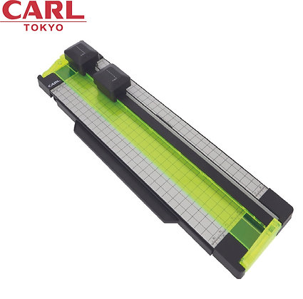 CARL Personal Rotary Trimmer Light Duty A4 (3 sheets) DC-100N