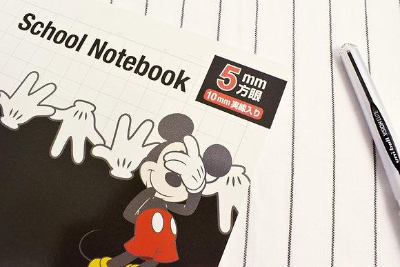 Sun-star Disney Notebook - Mickey & Minnie Version