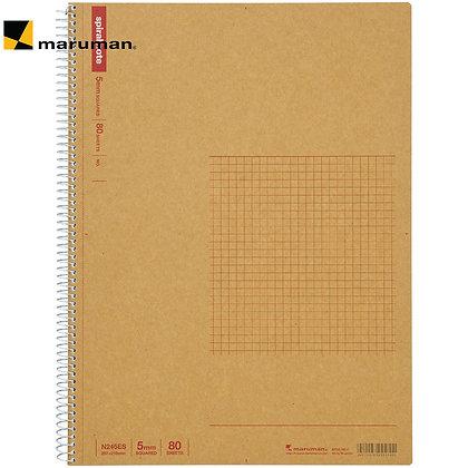 Maruman A4 Spiral Note Basic N245ES