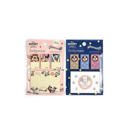 Sun-star Disney Sticky Notes S2815710 S2815729