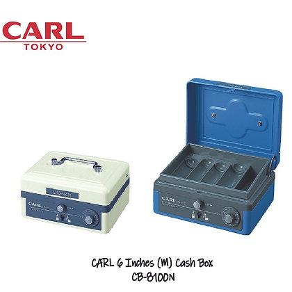 CARL Cash Box 5 Inch (S) Single Key Lock CB 8000N