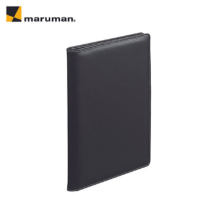 Maruman Mnemosyne A5 Note Pad + PU Holder HN188U