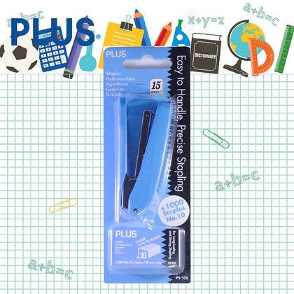 Stapler W/ Staples Set ST10EH-BU