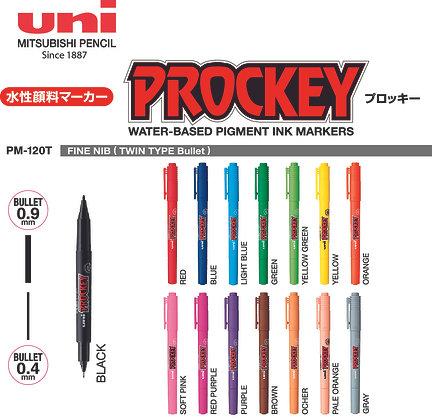 Uni Prockey Water Marker - PM 120T