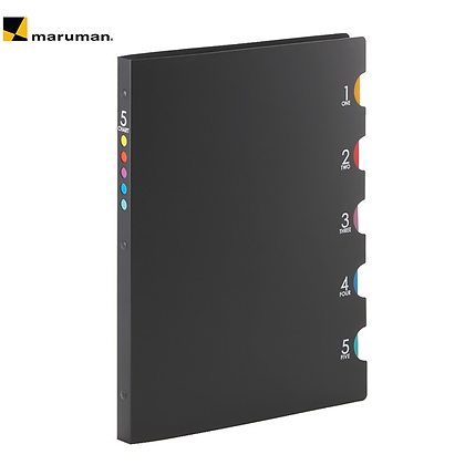 Maruman Binder Five Chart A4 F483