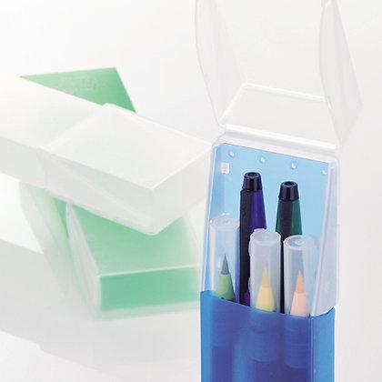 Lihit Lab Aqua Drops Pen Case (Vertical) A-5022