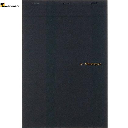 Maruman Mnemosyne Notepad A4 Size N187