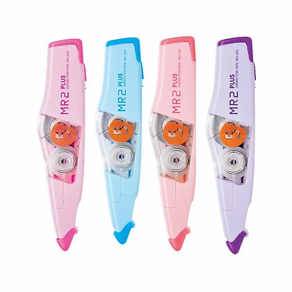 PLUS Whiper MR2 Correction Tape Sweet Color Series WH655