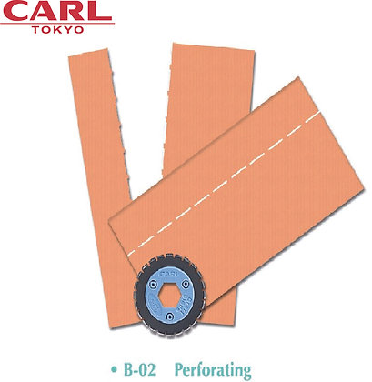 CARL Replacement Cutting Perforation Blade B-02