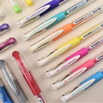 Uni Signo UM151 0.7mm Pastel Series Gel Roller Pen UM15107-P