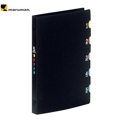 Maruman Binder Five Chart A5 F401