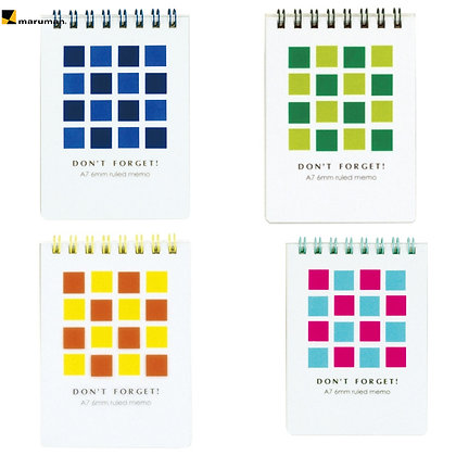 Maruman Dont Forget A7 Notebook N594
