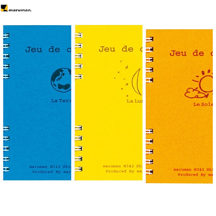 Maruman Jue De Cahier B7 Notebook N343