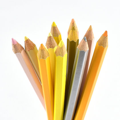 Colleen 775 Single Piece Loose Colored Pencil (56-66)