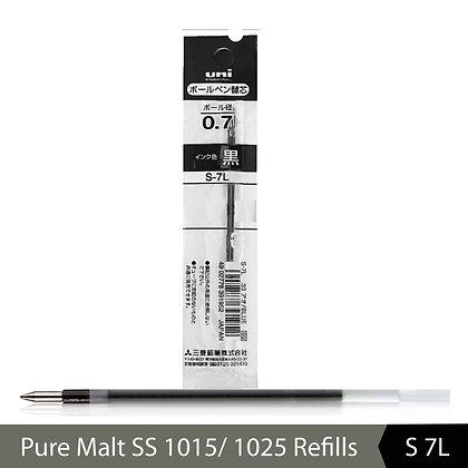 Uni Refill for Pure Malt Roller S7L 0.7mm Refill