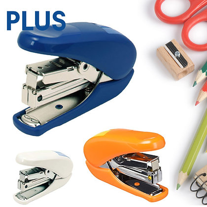PLUS Karuhit Stapler W/ 1's Staples Set (NO.10) ST-010AH