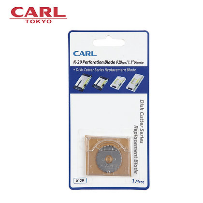 CARL Replacement Cutting Perforation Blade K29