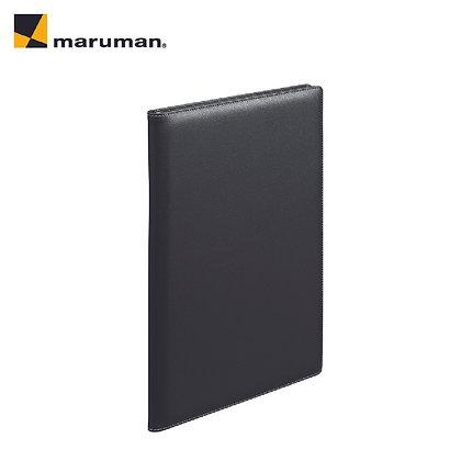 Maruman Mnemosyne A4 Note Pad + PU Holder HN187U