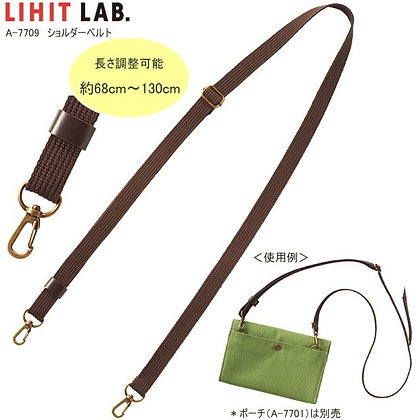Lihit Lab Smart Fit Days Shoulder Belt 20mm A7709
