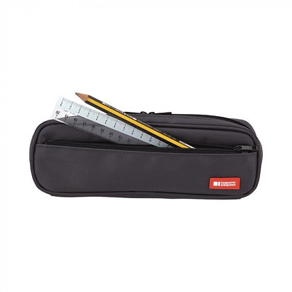 Lihit Lab 2-Way Type Pen Case A-7552