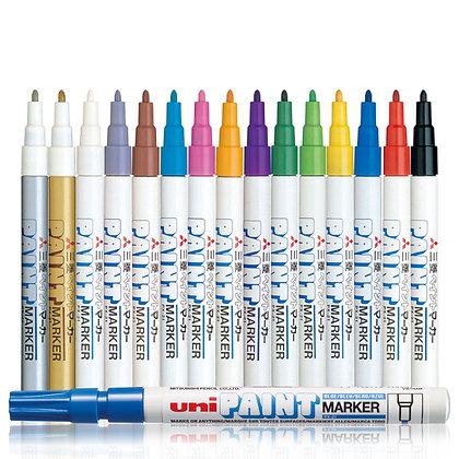 Uni Paint Marker Fine - PX21