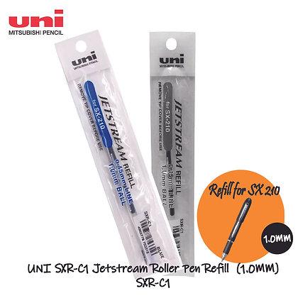 Uni Jetstream Roller Pen Refill 0.7mm 1.0mm SXR C7/C1
