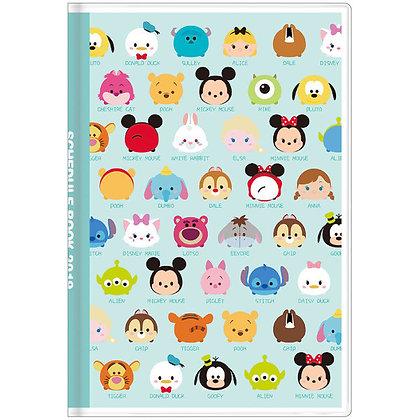 Sun-star Disney Tsum Tsum 2019 Schedule Book S2943549