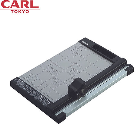 CARL Rotary Trimmer  A4 (10 Sheets) DC-200N