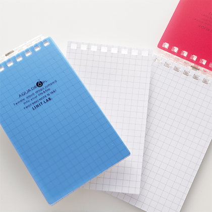 Lihit Lab Aqua Drop Refill for A7 Twist Notebook Memo Size N1660S