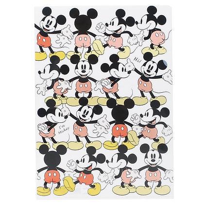 Sun-star Disney A4 Single Clear Folders
