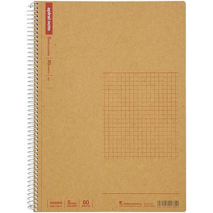 Maruman B5 Spiral Note Basic N246ES