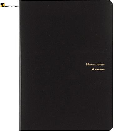 Maruman Mnemosyne A5 Note Pad + PP Holder HN188
