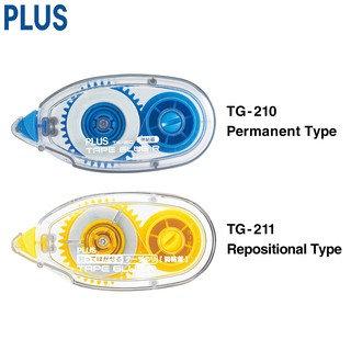 PLUS Glue Tape R TG 210 / TG 211