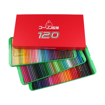 Colleen 120C Single End Tip Colored Pencil Malaysia COL-120C