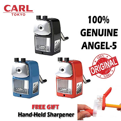 CARL Angel-5 Sharpener A-5 FOC Mini Carl Sharpener