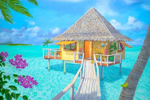 Honeymoon Hut