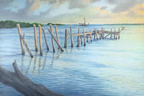 Down Island Dawn