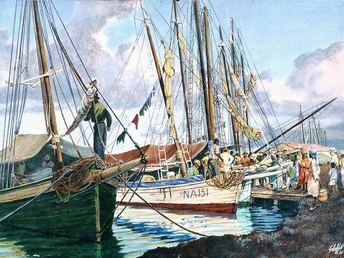 Aruba Market